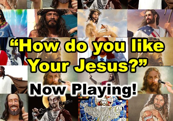 how do you like your jesus banner12